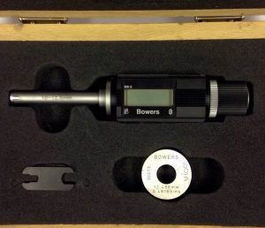 Bowers MKII Digital Bore Gauge 10-12.5mm