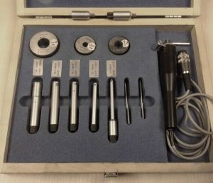 Bowers Electronic Bore Gauge Set 6 to 16 mm dia