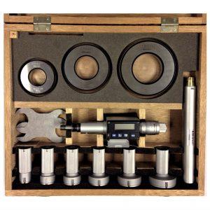 Mitutoyo 0.8″-2″ Digital Bore Gauge Set 468 series