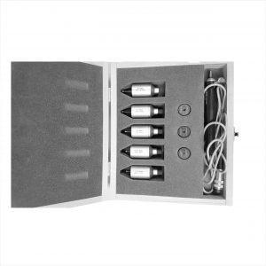 Bowers Electronic 2-6mm Bore Gauge Set