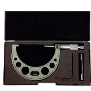 Mitutoyo 75-100mm External Micrometer