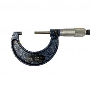 Moore & Wright 25-50mm External Micrometer
