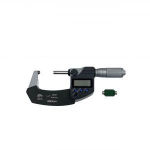Mitutoyo 25-50mm Digital External Micrometer – 293-345