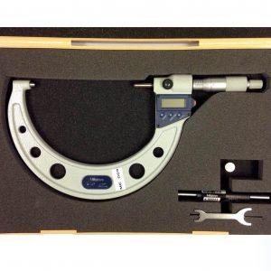 Mitutoyo 100-125mm Digital External Micrometer 293-751-30