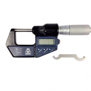 Micrometers - External - Digital