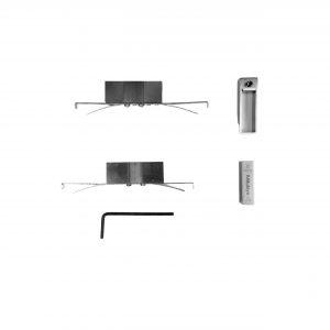 Mitutoyo Metric Auxilliary Gauge Block Kit 515-112