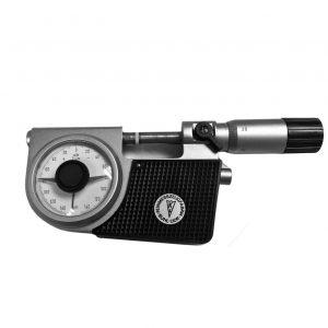 KS 0-25mm Indicator Micrometer