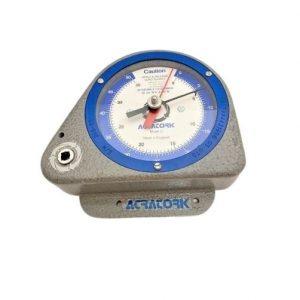 Acratork Model L1 Analogue Torque Meter 0 to 50 lbins
