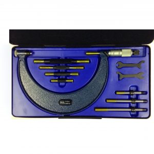 Moore & Wright 2-6″ External Adjustable Micrometer 942X series