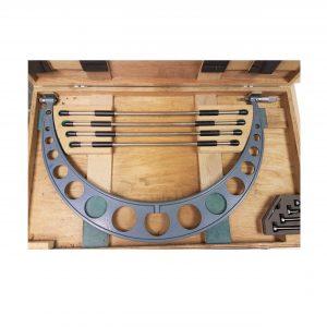 Mitutoyo 20-24″ External Adjustable Micrometer 104 series
