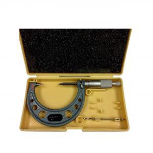 Mitutoyo 25-50mm External Point Micrometer