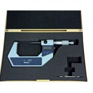 Mitutoyo 1″-2″ Digital Point Micrometer – 342-712