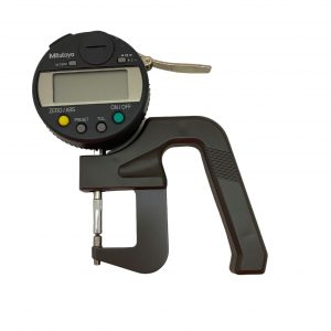 Mitutoyo Digital Thickness Gauge 0 – 12mm 547-400