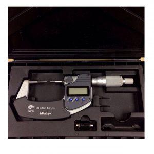 Mitutoyo 0-25mm Digital External Tube Micrometer