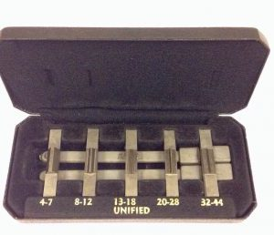 Marlco Thread Measuring Parallels Set – 4 – 44 Unified