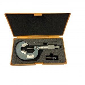 Mitutoyo 10-25mm Vee Anvil Micrometer 114 series