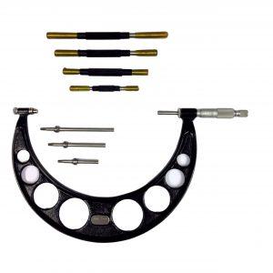 Moore & Wright 100-200mm External Adjustable Micrometer 943M series