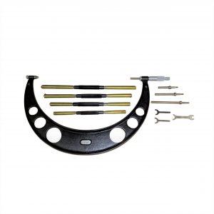 Moore & Wright 8-12″ External Adjustable Micrometer