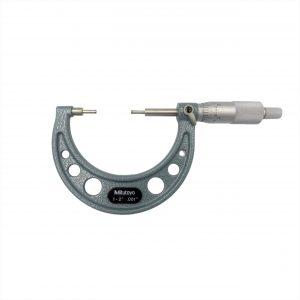 Mitutoyo 1″-2″ Spline Micrometer