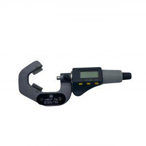 Tesa 20-35mm Vee Anvil Digital Micrometer